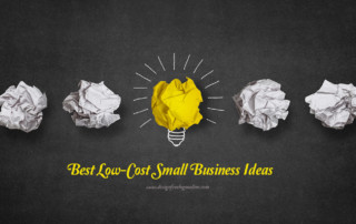 Best Low-Cost Small Business Ideas