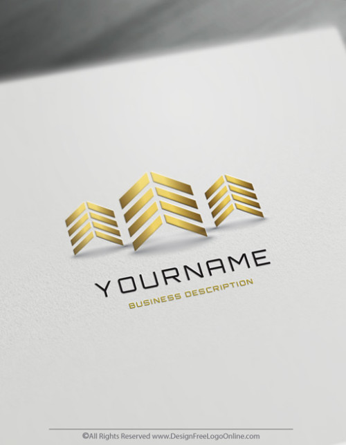 Download your Abstract Arrows logo