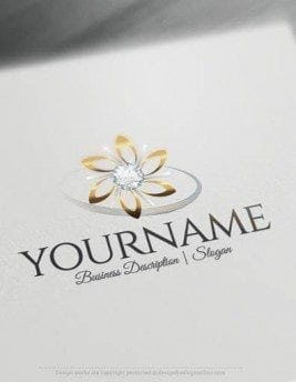 Jewelry business logo