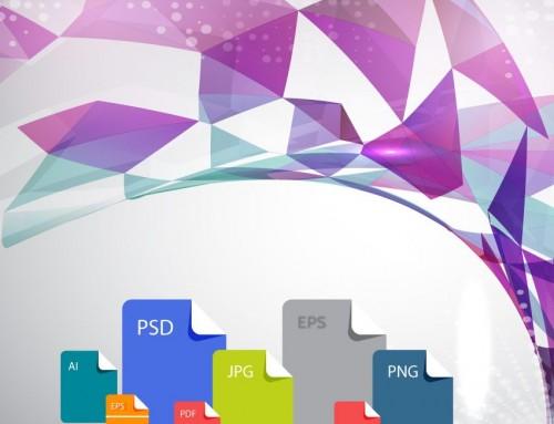 Formatos populares de ficheiros de logos – Formatos recomendados de ficheiros de logos