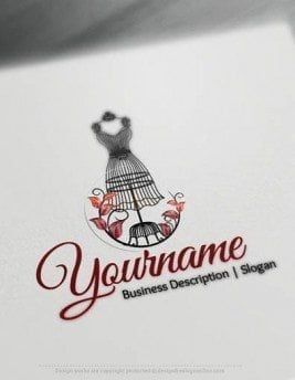 fashion designer logo