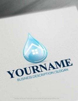 Make your own House Cleaning Logo Design with our online Logo Maker. Use our free Logo creator to change your logo in real time.