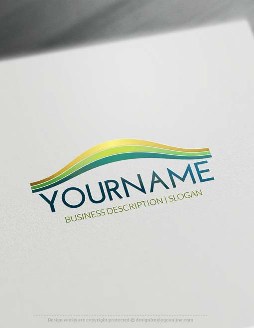 Make your own Landscape Logo Design with our online Logo Maker. Use our free Logo creator to change your logo in real time.