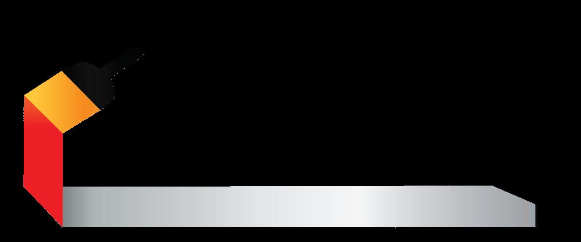 Free Logo Maker 3d Modern Paint Brush Logo Design