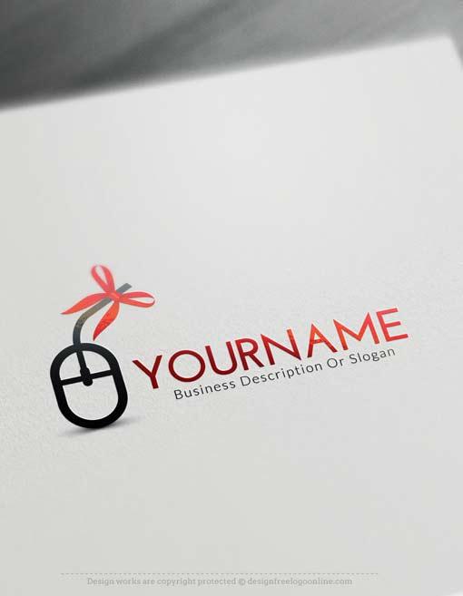 online free logo maker ecommerce logo design