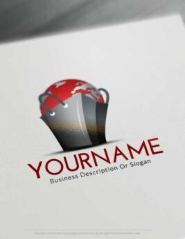 Make your own Worldwide e-commerce logo design with our free Logo creator. Use our free E commerce logo maker and change your logo online.