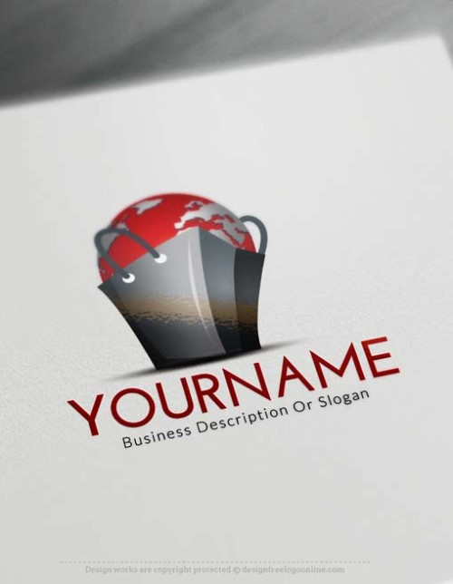 Make your own Worldwide e-commerce logo design with our free Logo creator. Use our free E commerce logo maker and change your logo online.
