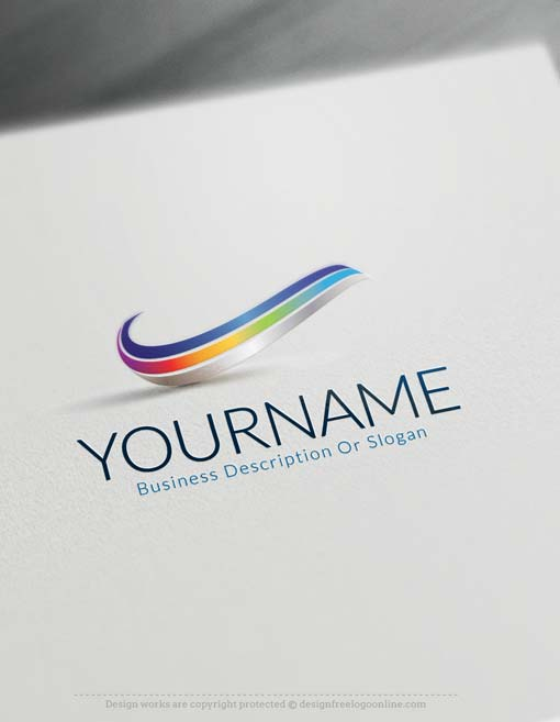 Create a logo online with our free logo maker Online 3d design maker