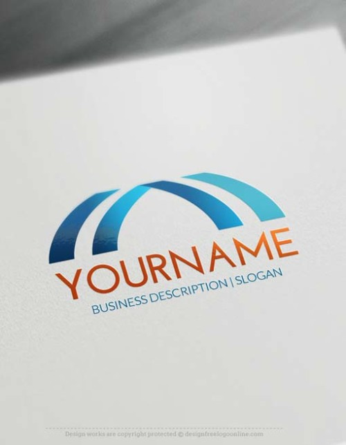 Make your own Bridge Logo Designs with our online Logo Maker