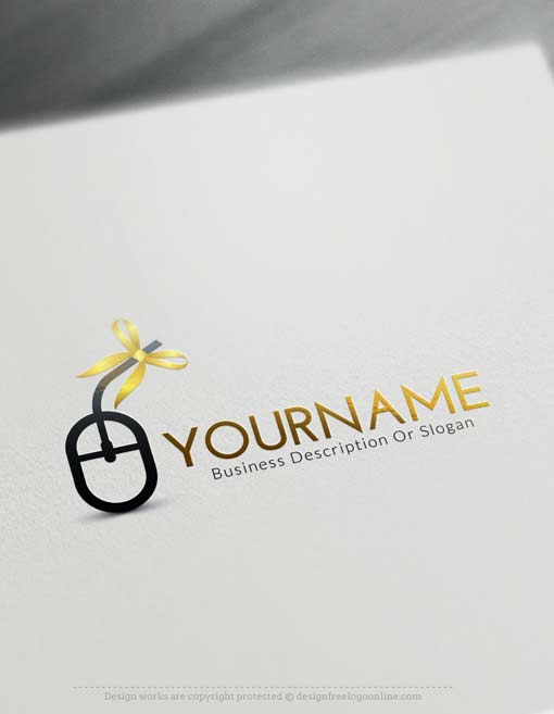 Online free logo maker ecommerce logo design for Design online shop