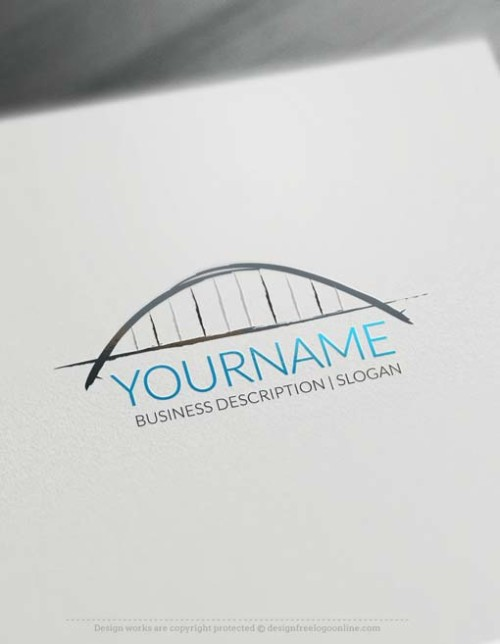 Make your own Wires Bridge Logo Design with our online Logo Maker. Use our free Logo creator to change your logo in real time.