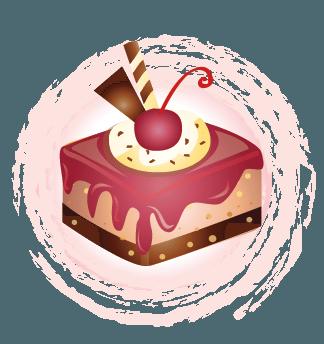 free logo maker online sweet cupcake logo design