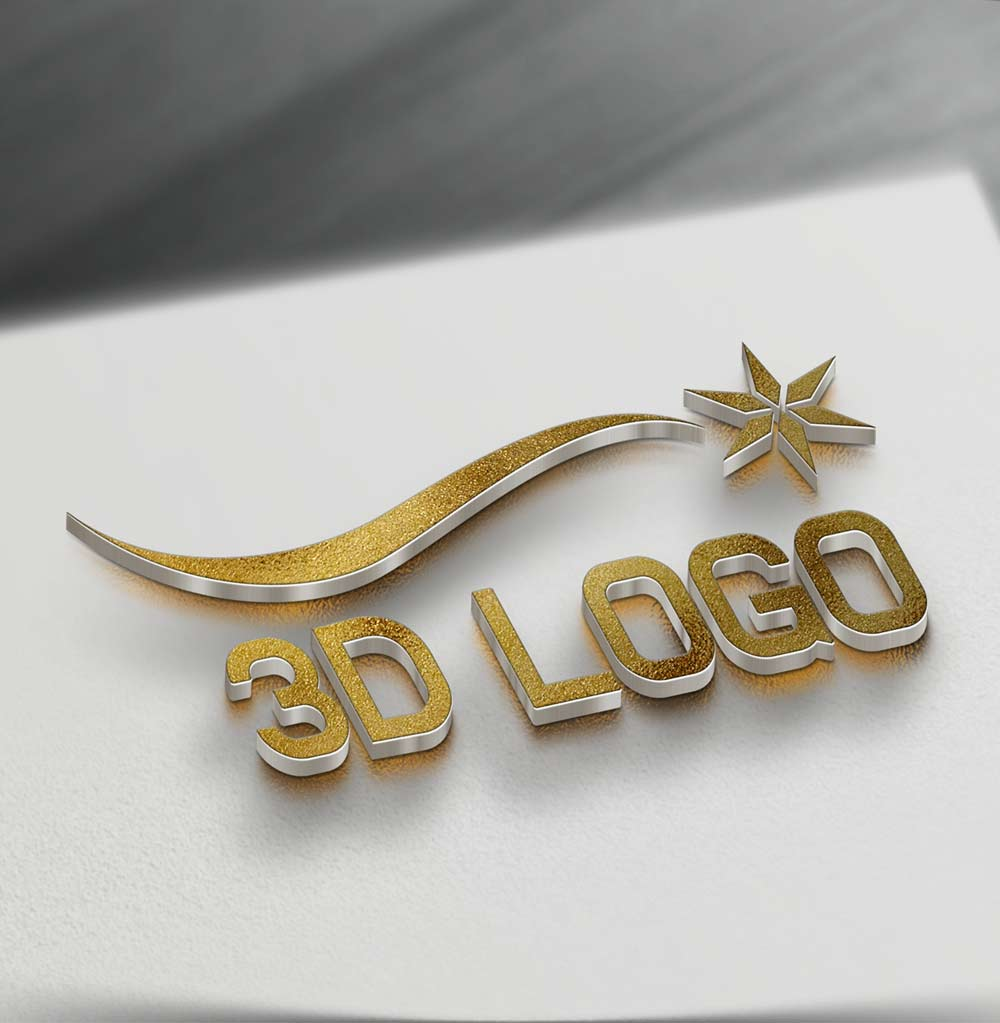 3D Logo Designs Collection from Design Free Logos Online