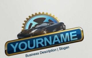 Automotive Logo Design Collection