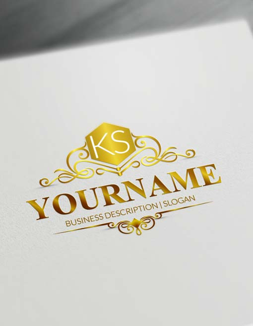 Free Logo Creator Online Elegant Logo Maker
