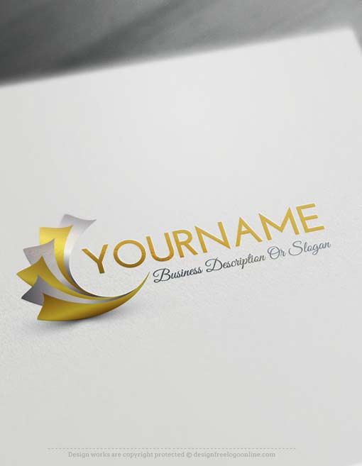 Createa Logo with our Free Logo Maker is fast and easy! Make Online Swirl Logo Design with our logo design software.