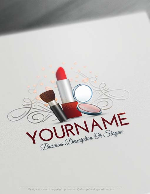 Makeup Artist Logo Design