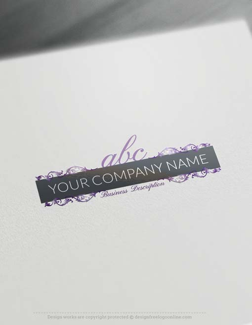 Customize this Amazing Alphabet Letters Logo Design online. Use the free logo maker software to design your own logos.