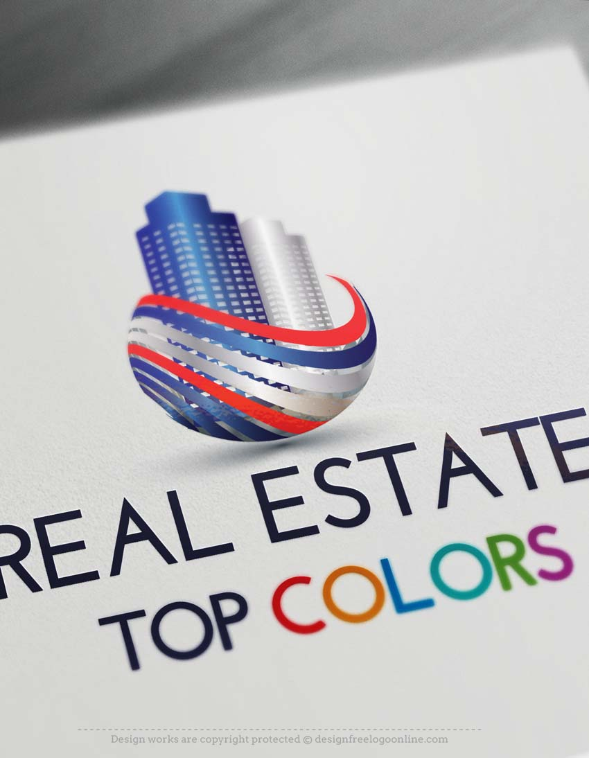Top Real Estate Logo Colors