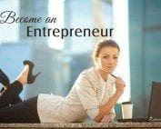 open a new business and be an Entrepreneur