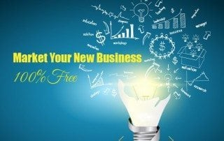 Market Your New Business For Free