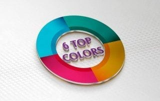 6 Top Colors That Make Outstanding Logo Designs