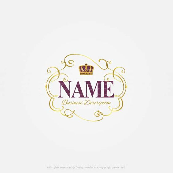 Royal Gold Crown logo