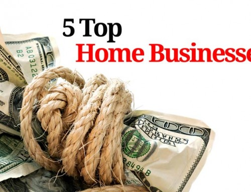 5 Top Home Businesses You Can Start Today