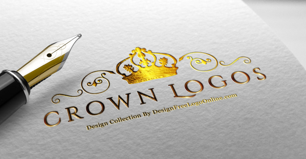 Top Royal Crown Logo Design Collection