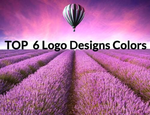 TOP  6 Logo Designs Colors That Make Modern Logos Standout