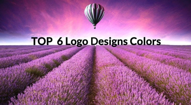 TOP 6 Logo Designs Colors That Make Modern Logos Standout