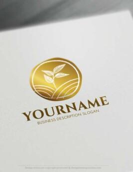 Create Growth Logo design with Free Logo Maker