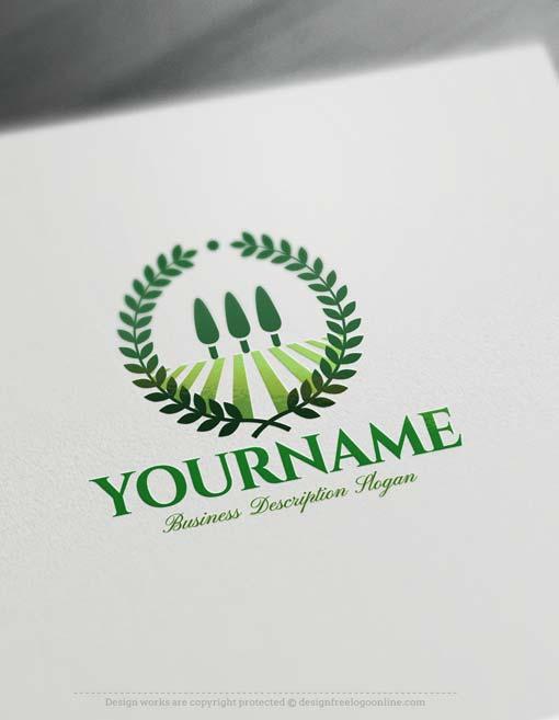 Make own Cypress Logo design with Free Logo Maker