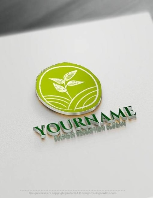 Create Growth Logo design with Free Logo Maker