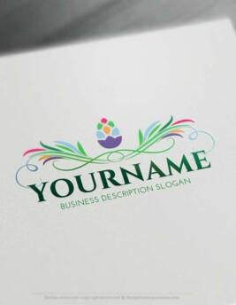 Make Organic Logo designs with The best Food Logo Maker