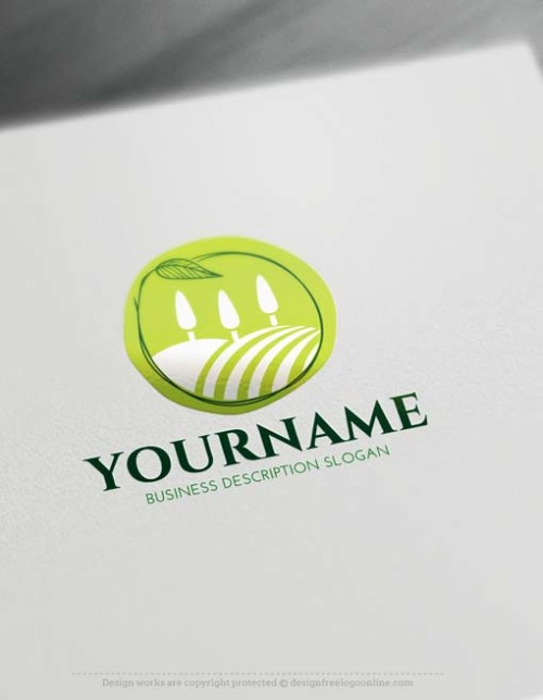 Make Your own Farming Logo Design with Our Free Logo design Maker