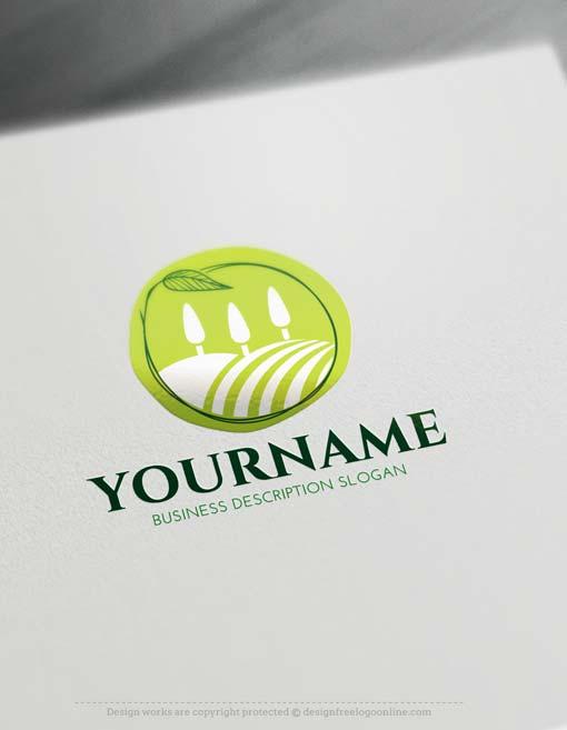 Make Your own Farming Logo Design with Our Free Logo design Maker