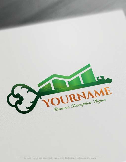 Create financial key Logo Design with Logo Online Maker