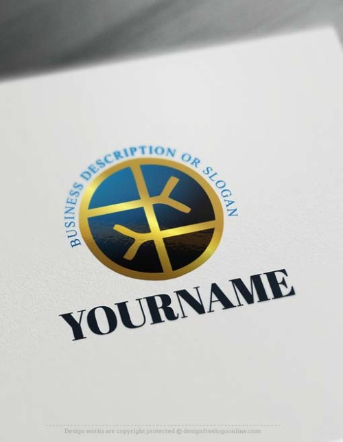 Create Your Own Empathy Symbol Logo with the best Logo design Maker
