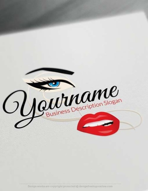 Online Beauty Logo Design Maker