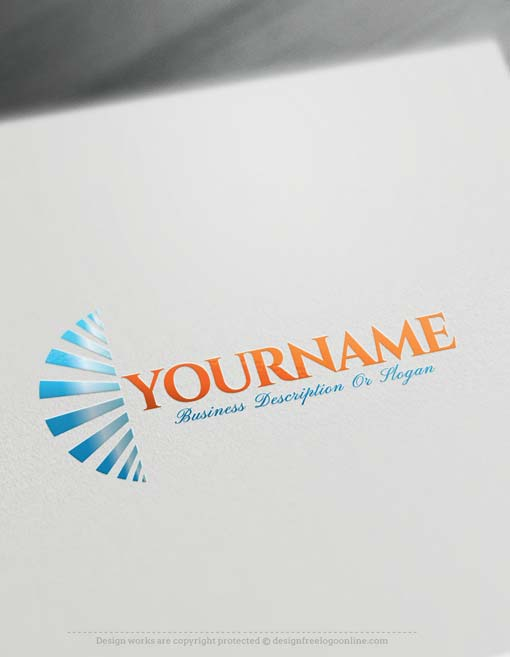 Create online Horizon Logo with Free Logo Creator
