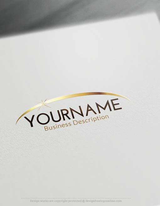 Create online Horizon Path Logo with Free Logo Creator