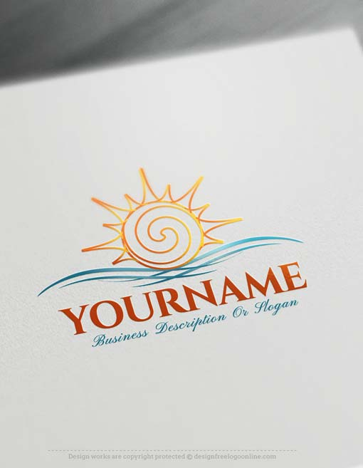 Design your own free accounting finance logos online for Draw logo online