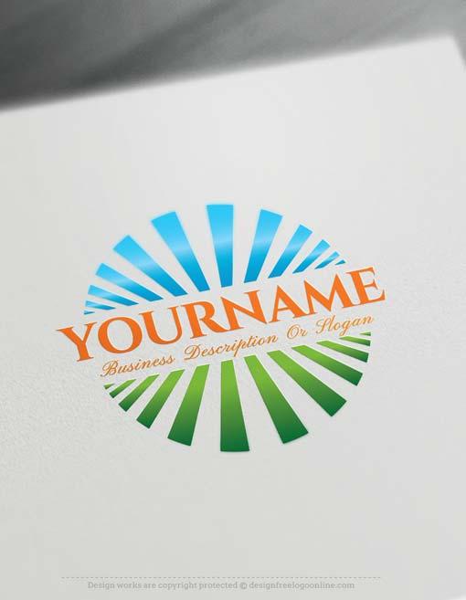 Design online Horizon Logo template with Free Logo Maker