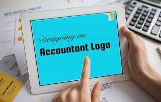 Designing an Accountant Logo