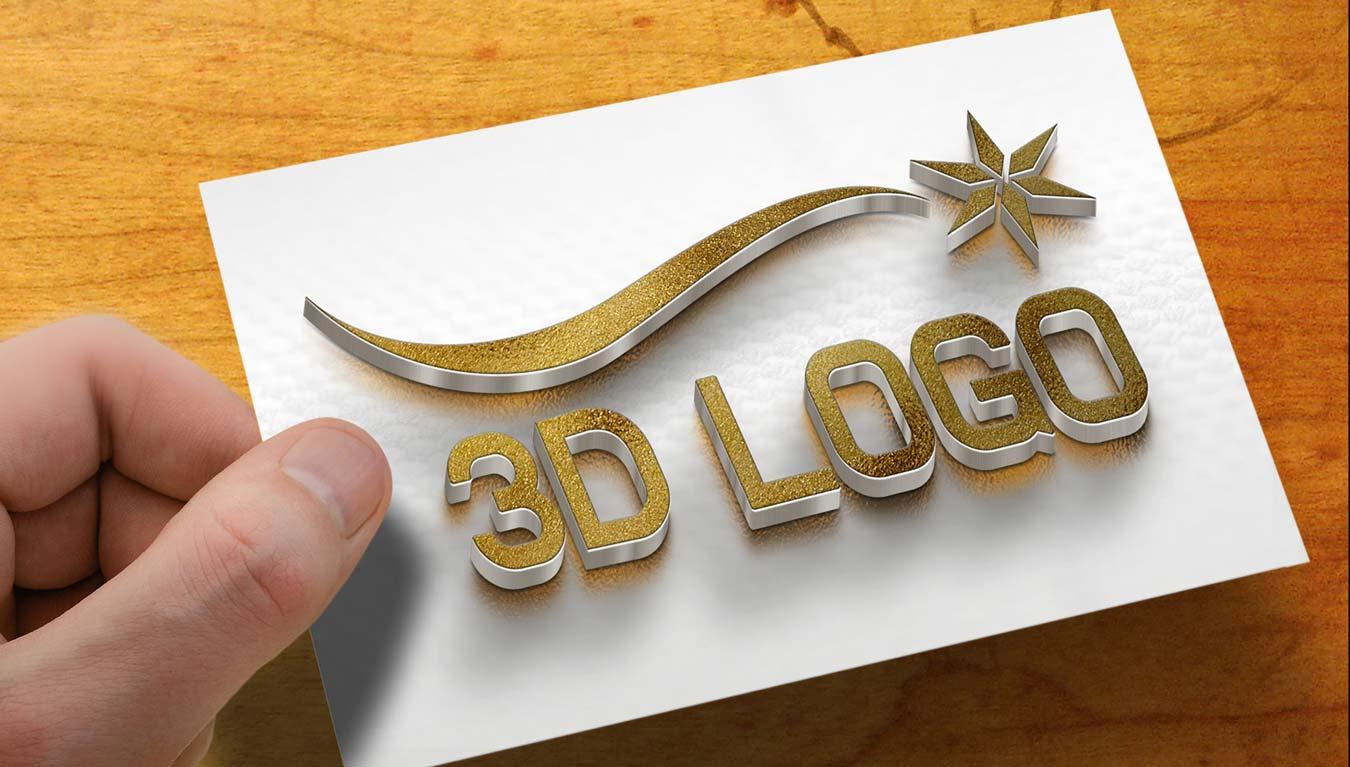 3D logo maker tool online