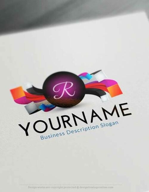 Free Logo Creator - Create Modern 3D Logo with 3D Logo Maker