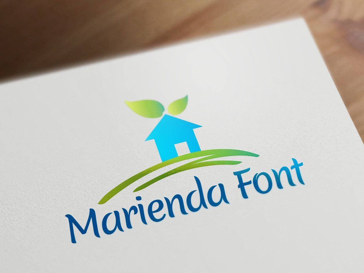 Marienda Font for real estate