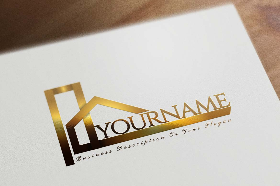 Real estate logos construction logo designs and realty for Online designs