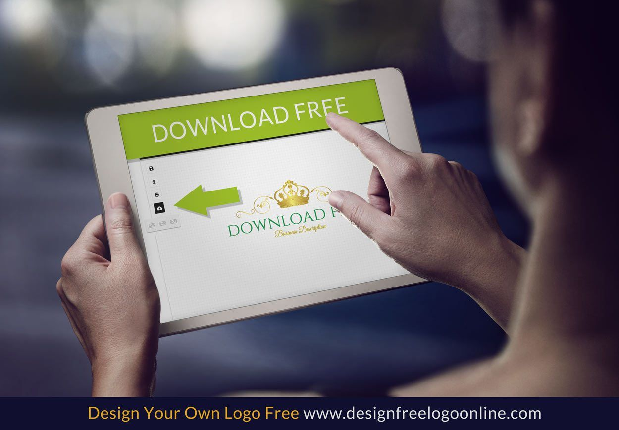 download free logo sample